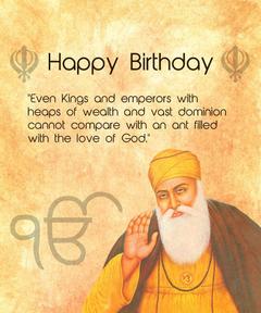 Guru Nanak Jayanthi Image HD Wallpapers Happy Guru Nanak Jayanthi