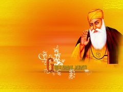 Best Gurpurab Quotes with Image Best Guru Nanak Jayanti Photos