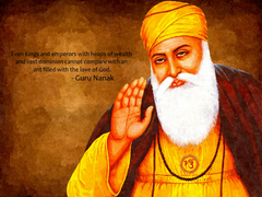 Guru Nanak Jayanti HD Wallpapers