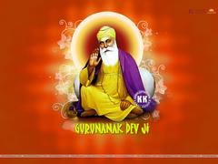 Guru Nanak Jayanti Wallpapers Birthday invitation of Gurunanak