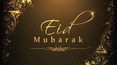 Beautiful Image of Eid Mubarak