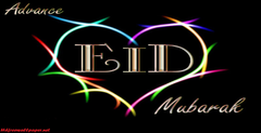 advanced eid Eid ul Fitr Wallpapers New