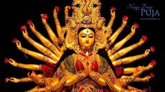 Durga Puja Wallpapers Photos Image