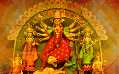 Durga puja wallpapers its now
