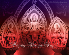 Wallpapers for Durga puja its now