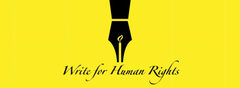Write for Human Rights Day