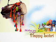 Happy Lohri Image Festival Photos HD HD Wallpapers Card