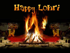 Best Happy Lohri Wallpapers