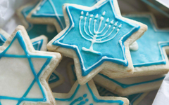 Chanukah cookie desktop wallpapers Holiday Wallpapers