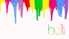 Happy Holi Wishes HD Wallpapers