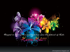 Latest Holi Wallpapers Greetings and SMS