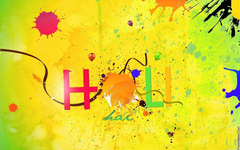 Top Happy Holi Gifs Animated 3d Graphics Image Wallpapers Photos