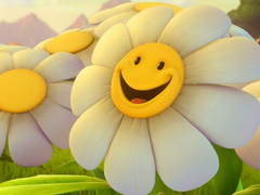 International Day Of Happiness Hd Wallpapers Flower Smiley Face