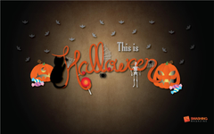 Halloween Wallpapers Scary Monsters Pumpkins And