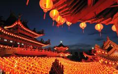 This November head to Thailand for the mesmerising Lantern Festival
