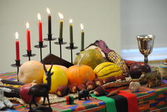 Kwanzaa celebration held at UNO