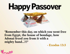 Happy Passover Quote Image Remember this day By Poetrysync