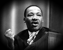 Martin Luther King jr HD Image Wallpapers Pictures with Messages