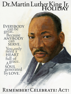Best Martin Luther King Jr Day Federal Holiday