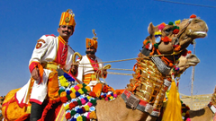The Jaisalmer Desert Festival Is Rajasthan s Kitsch At Its Finest