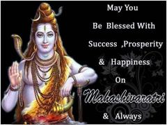 Maha Shivratri Image SMS Quotes Photos