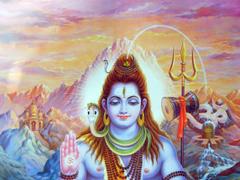 Maha Shivaratri Image Lord Shiva Wallpapers for Shivaratri Festival