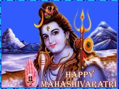 Most Beautiful Maha Shivratri Greeting Pictures