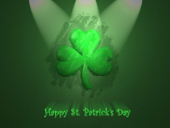 St Patrick Day Wallpapers for DTP Projects and Your Computer