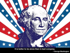 Washington Birthday USA President Day Quotes Sayings