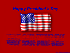 President Day Wallpapers and Backgrounds for your desktop