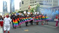 Local 483 Marches in San Francisco s 2015 Pride Parade UNITE HERE