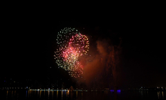 bright colours dubai fireworks new year new years eve wallpapers
