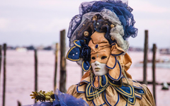 In Pictures 13 Striking Image Of Venice Carnival