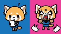 Sanrio heads to SDCC with exclusives of Aggretsuko and more