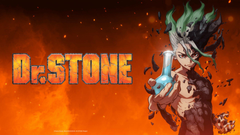 DR STONE to Premiere at Anime Expo 2019