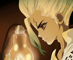 Senku Ishigami Dr Stone Anime Wallpaper HD Anime 4K