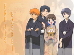 Pix For Fruits Basket Wallpapers
