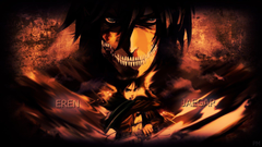 Eren Yeager Attack On Titan wallpapers HD