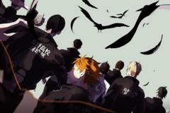 Fukurodani Academy vs Nekoma High School Full HD Wallpapers and