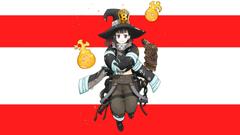 Fire Force Maki Oze Flames 4K Wallpapers