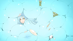 Rimuru Tempest That Time I Got Reincarnated as a Slime 4K