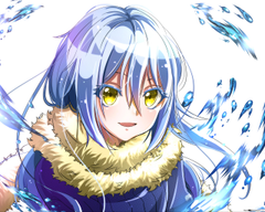 Rimuru Tempest from That Time I Got Reincarnated As A Slime HD