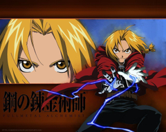 fma edward elric wallpapers by JarshaNighhow