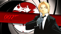 Agent Edward Elric Wallpapers by SerialKiller1313