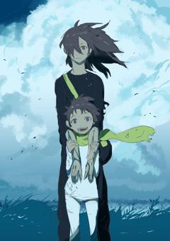 Dororo and Hyakkimaru by GINKGOSAN on Newgrounds