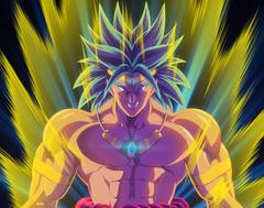 Wallpapers Broly Dragon Ball Z 4K Anime