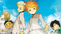 The Promised Neverland to Become the Next Shonen Jump Anime Series