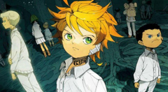 THE PROMISED NEVERLAND Anime Series Shares TV Commercial