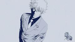 Gintoki Sakata Wallpapers