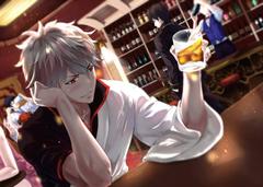 Gin Tama Sakata Gintoki Kagura